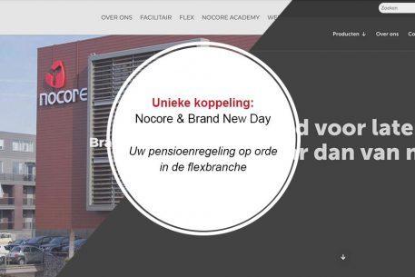 Brand New Day koppeling met Nocore